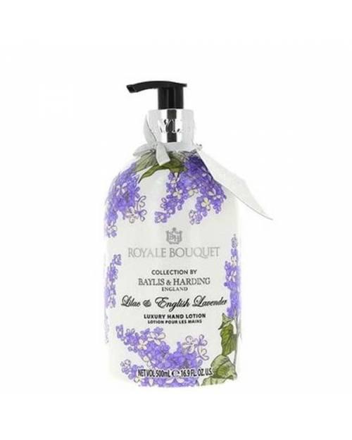 Baylis Harding Royale Bouquet Locion de Manos lavanda 500ml