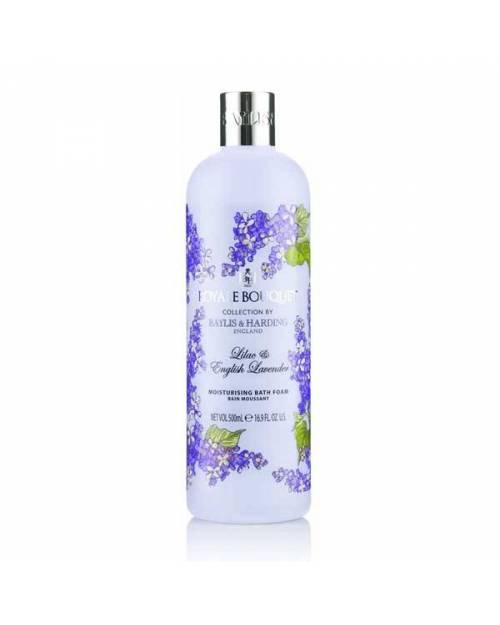 Baylis & Harding Royale Bouquet Crema de Ducha Lilac & English Lavender 500ml