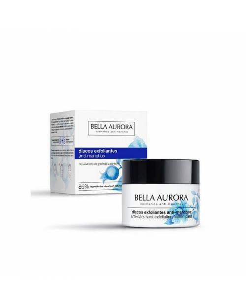 Bella Aurora Discos Exfoliantes Anti Manchas 30 Unidades