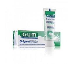 gum pasta dental original white 75 ml