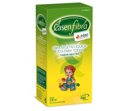 casenfibra junior botella 200 ml