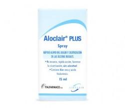 aloclair gum spray 15 ml.