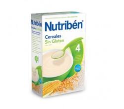 nutriben cereales sin gluten 300 gr.