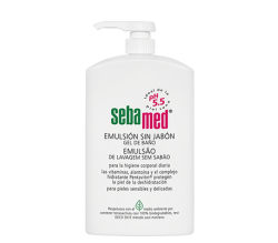 Sebamed Emulsion Sin Jabón 1L