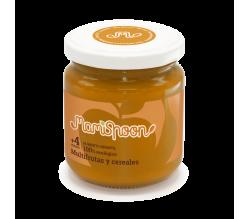 Mamispoon Tarrito Ecológico Multifrutas Y Cereales +4m 180gr