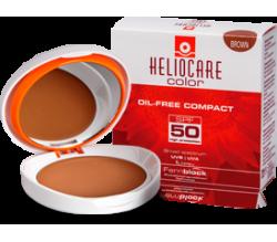 heliocare compacto oilfree brown f25 10g
