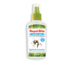 repel bite insectos familiar spray 100ml