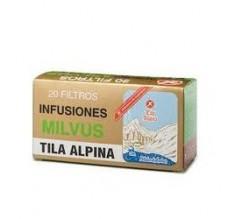 tila alpina sedante milvus 10 filtros