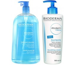 ATODERM DUO CREMA 500ML + GEL 1L