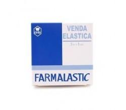 venda farmalastic elasticas 5x5 cm.