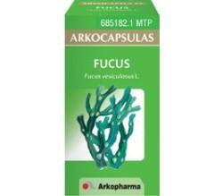 arkocapsulas fucus 100 capsulas