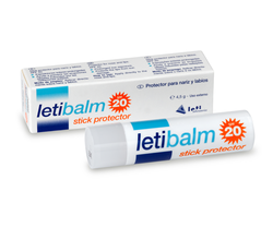 letibalm sol frio spf20 protector 4,54gr