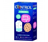 control wondermix hoy mojo! 10 preservativos