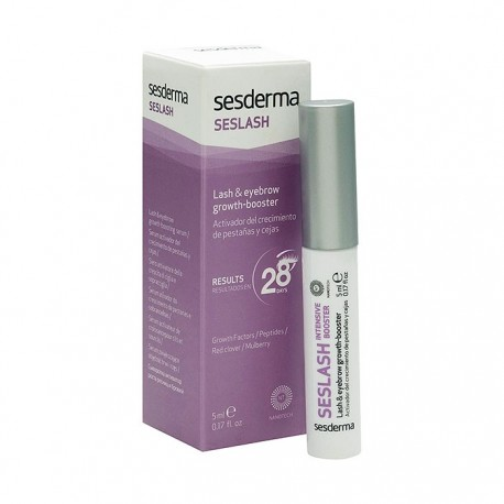 seslash serum pestañas y cejas 5ml