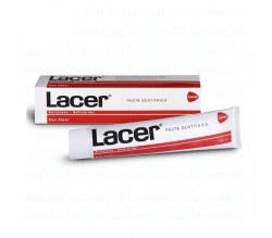 lacer pasta dental 125 ml.