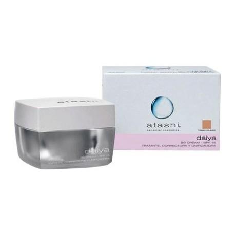 Atashi Daiya BB Cream - SPF15 Tono Medio 50ml
