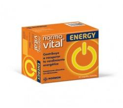 NORMOVITAL ENERGY AMPOLLAS BEBIBLES 20 AMP